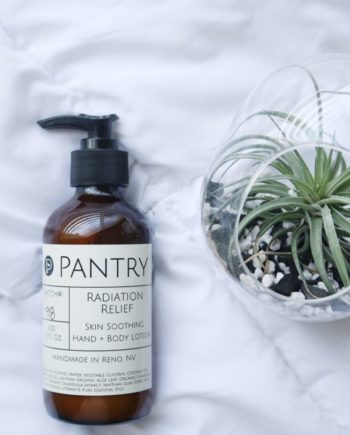 Radiation Relief Hand + Body Lotion
