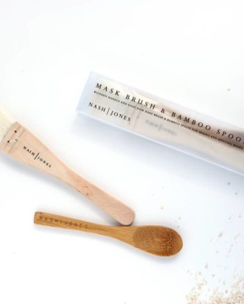Clay Mask + Brush Set